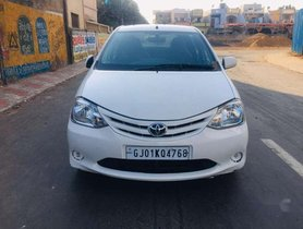 Used Toyota Etios G 2012 MT for sale in Ahmedabad