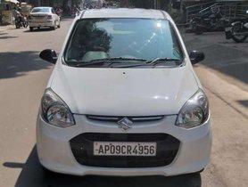 Used Maruti Suzuki Alto 800 VXI 2013 MT for sale in Hyderabad