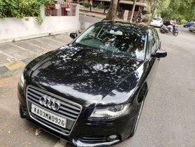 Used Audi A4 2.0 TDI (177bhp), Premium Plus, 2010, Diesel AT for sale in Nagar