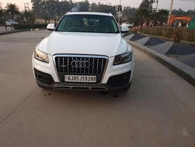 Used 2013 Audi Q5 AT for sale in Surat