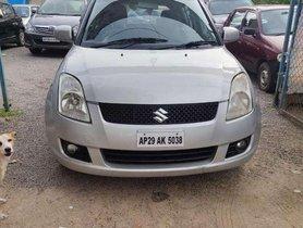 Used Maruti Suzuki Swift VDi, 2010, Diesel MT for sale in Hyderabad