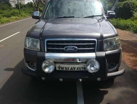 Used Ford Endeavour 2.5L 4X2 2007 MT for sale in Tiruchirappalli