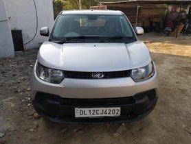 Used 2016 Mahindra KUV100 NXT MT car at low price in New Delhi