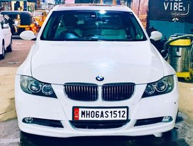 Used 2008 BMW 3 Series 325i AT for sale in Mumbai