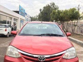Used Toyota Etios GD, 2012, Diesel MT for sale in Chandigarh