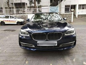 Used 2014 BMW 7 Series AT for sale in Pune