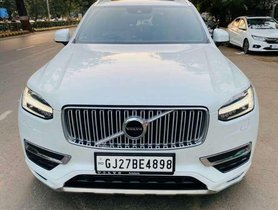 Used Volvo XC90 2016 AT for sale in Ahmedabad