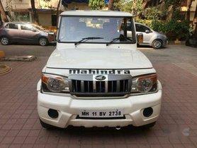 Used Mahindra Bolero SLX BS IV, 2015, Diesel MT for sale in Mumbai