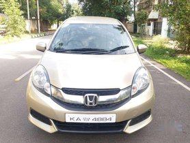 Used Honda Mobilio S i-DTEC, 2014, Diesel MT for sale in Nagar