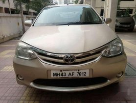 Used 2011 Toyota Etios G MT for sale in Mumbai
