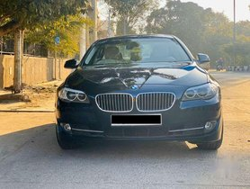 Used 2011 BMW 5 Series AT for sale in Faridabad