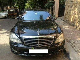 Used Mercedes-Benz S-Class S 500, 2007, Petrol AT for sale in Mumbai