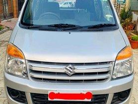 Used Maruti Suzuki Wagon R LXI, 2007, Petrol MT for sale in Ludhiana