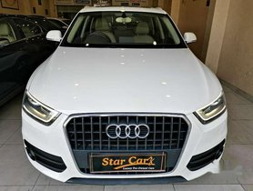 Used Audi Q3 2013 AT for sale in Ludhiana