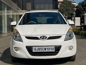 Used Hyundai i20 Asta 1.2 2010 MT for sale in Surat