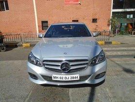 Used Mercedes-Benz E-Class E 250 CDI Avantgarde, 2014, Petrol AT for sale in Mumbai