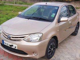 Used Toyota Etios Liva GD, 2012, Diesel MT for sale in Madurai