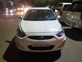 Hyundai Verna SX CRDi AT 2011 for sale in New Delhi