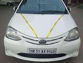 Used Toyota Etios Liva G, 2013, Petrol AT for sale in Noida