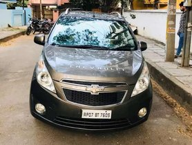 Used Chevrolet Beat LT 2013 MT for sale in Hyderabad