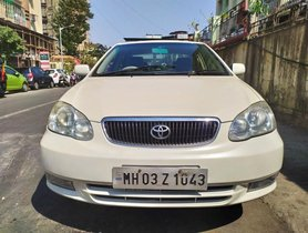 2004 Toyota Corolla H2 MT for sale in Mumbai