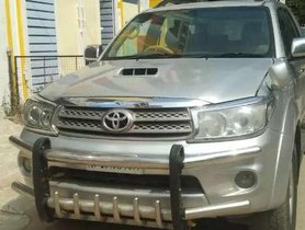 Used Toyota Fortuner 2008 MT for sale in Hyderabad