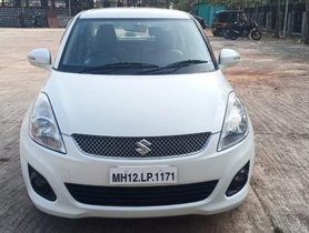2014 Maruti Suzuki Dzire VDI MT for sale in Pune