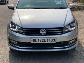 Volkswagen Vento TSI AT 2017 in New Delhi