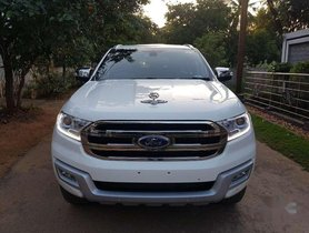 Used Ford Endeavour 2017 AT for sale in Thanjavur