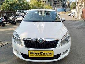 2013 Skoda Rapid 1.6 MPI AT Elegance for sale at low price in Mumbai