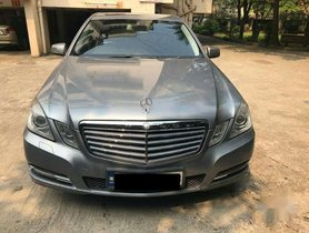 Used Mercedes-Benz E-Class E200 CGI Blue Efficiency, 2010, Petrol AT for sale in Mumbai