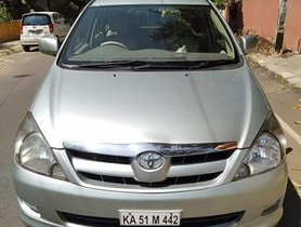 2005 Toyota Innova 2004-2011 MT for sale at low price in Bangalore