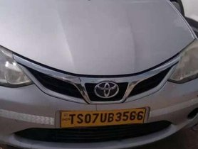 Used Toyota Etios GD, 2015, Diesel MT for sale in Hyderabad