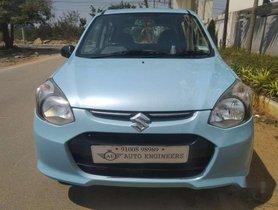 Used Maruti Suzuki Alto 800 2013 LXI MT for sale in Hyderabad
