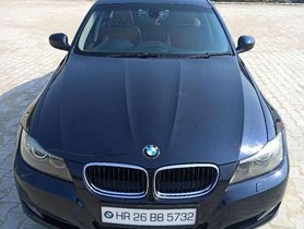 Used BMW 3 Series 2010 AT for sale in Ambala