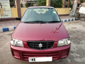 Maruti Suzuki Alto 2009 MT for sale in Kolkata