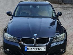 Used BMW 3 Series 320d Sport Line 2010 MT for sale in Sangli