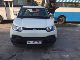 2016 Mahindra KUV100 NXT mFALCON D75 K4 Plus MT in New Delhi