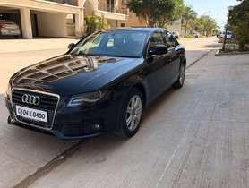 Used Audi A4 2.0 TDI 2009 AT for sale in Chandigarh
