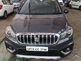 Used 2016 Maruti Suzuki S Cross MT for sale in Meerut