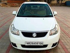 2010 Maruti Suzuki SX4 MT for sale at low price in New Delhi