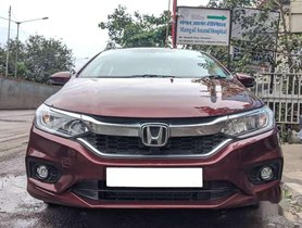 Used Honda City VX CVT, 2018, Petrol AT for sale in Mumbai