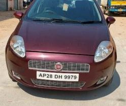 Used 2010 Fiat Punto 1.3 Emotion MT for sale in Hyderabad
