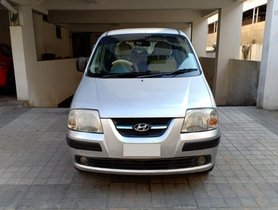 Hyundai Santro Xing XL 2005 MT for sale in Hyderabad