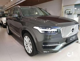 Used 2019 Volvo XC90 AT for sale in Chennai