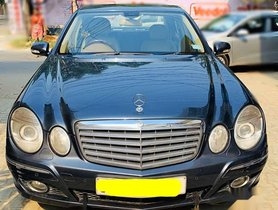 Used Mercedes-Benz E-Class E250 Elegance, 2008, Diesel AT for sale in Ludhiana