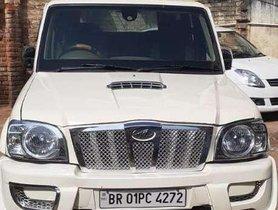 Used Mahindra Scorpio 2011 MT for sale in Patna