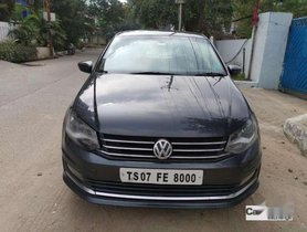 Used Volkswagen Vento 2016 AT for sale in Hyderabad