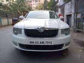 Used Skoda Superb Elegance 1.8 TSI Manual, 2010, Petrol MT for sale in Mumbai