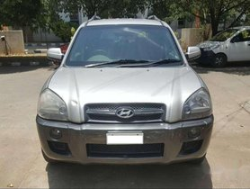 Used 2005 Hyundai Tucson CRDI MT for sale in Hyderabad